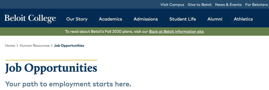 Beloit College